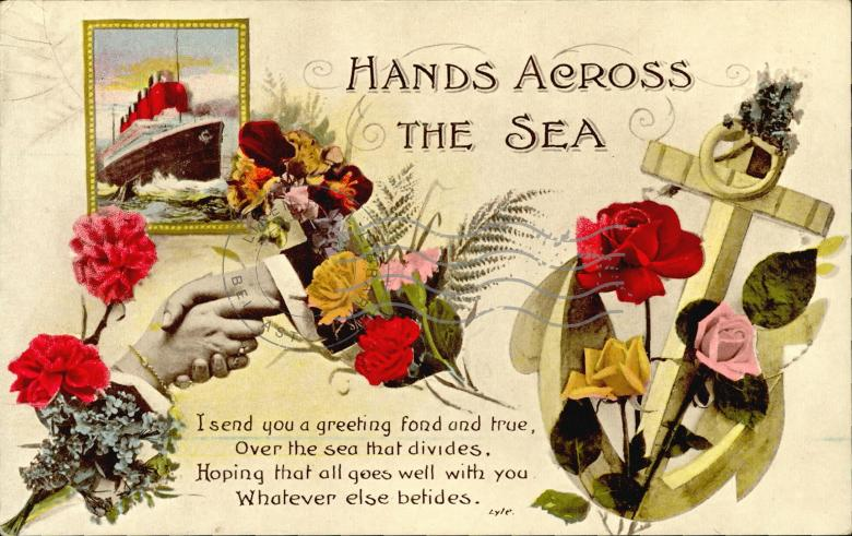 Hands Across the Sea (march)