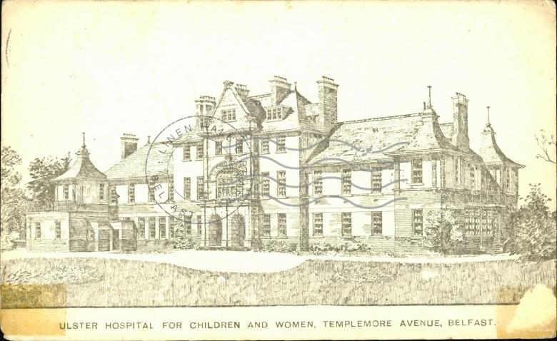 Ulster Hospital For Children And Women Templemore Avenue Belfast